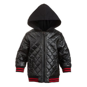 First Impressions Baby Boys' Quilted Jacket