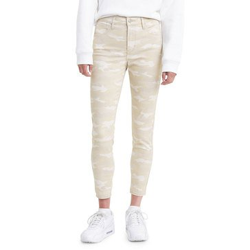 Levi Women's 720 Super Skinny Cropped Pants