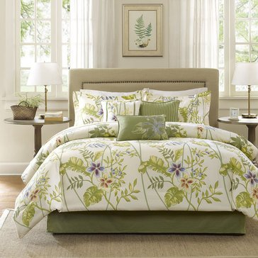 Madison Park Kannapali 7-Piece Comforter Set