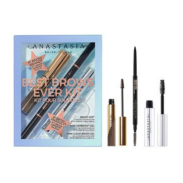 Anastasia Beverly Hills Best Brows Ever Kit - Soft Brown