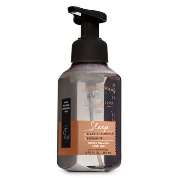 Bath & Body Works Aromatherapy Black Chamomile Gentle Foaming Hand Soap