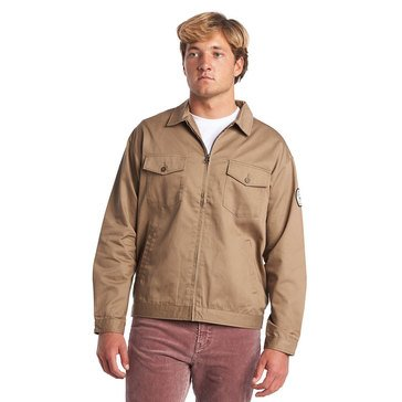Quiksilver Men's Snappy On The Rocks Jacket