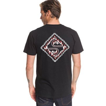 Quiksilver Men's Chain Fire Tee