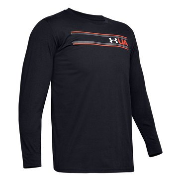 Under Armour Sportstyle Team Stripes Crew