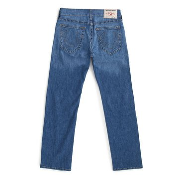True Religion Men's Ricky Straight Value Jeans