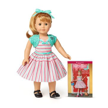 Maryellen Doll PB Book