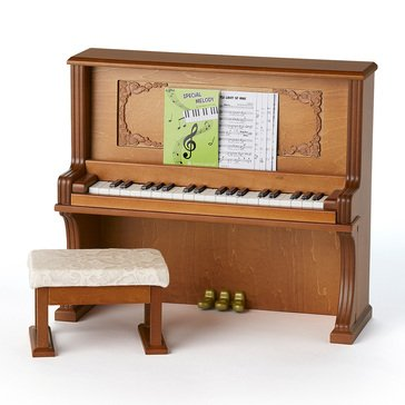 Melodys Wooden Piano