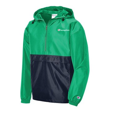 Champion Men's Pop Colorblock Packable Jacket