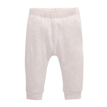 First Impressions Baby Girls' Heathered Jogger Pants