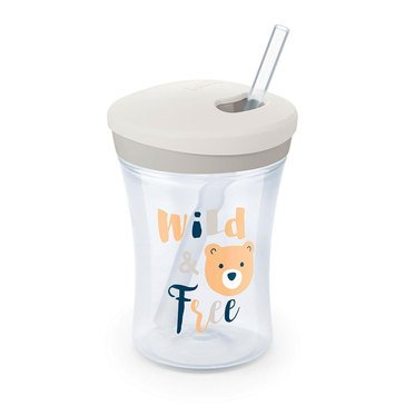 NUK® Evolution Straw Cup