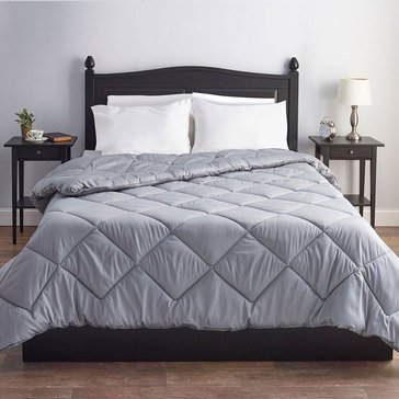 Harbor Home Charcoal Comforter