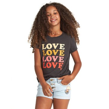 Billabong Big Girls' So Much Love Tee