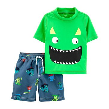Carter's Baby Boys' Swim 2-Piece Set