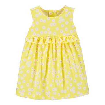 Carters Baby Girls' Flowers Dress
