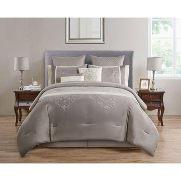 Harbor Home 10-Piece Prague Comforter Set