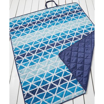 Martha Stewart Collection Beach Blanket Triangle Towel