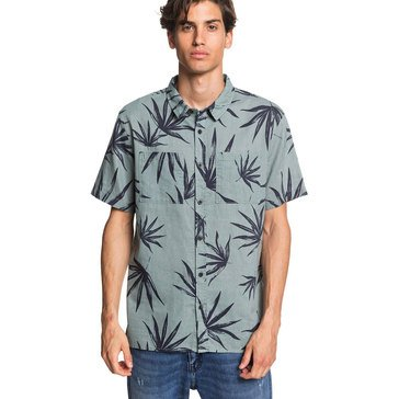 Quiksilver Men's Deli Palms Shirt