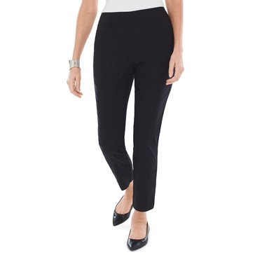 Chico's Women's Brigitte Slim Leg Ankle Pants