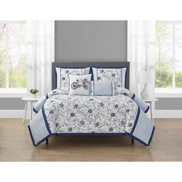 Harbor Home Royston 5pc Comforter Set