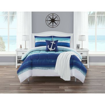 Harbor Home Scranton 5 Pc Comforter Set
