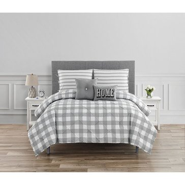 Harbor Home Addison 5 Pc Comforter Set