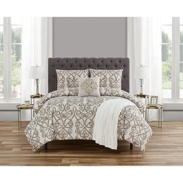 Harbor Home Loren 5 Pc Comforter Set