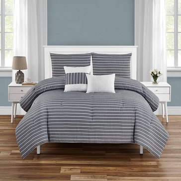 Harbor Home Bankston 5pc Comforter Set