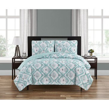 Harbor Home Anita 3pc Quilt set,