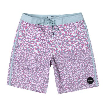 RVCA Men's Arroyo Trunk Printed 19