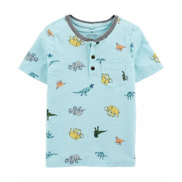 Carter's Toddler Boys' Dino Henley