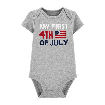 Carter's Babys' First 4th of July Bodysuit