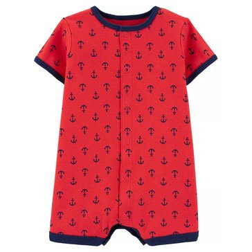 Carter's Baby Boys' Submarine Snap Up Romper