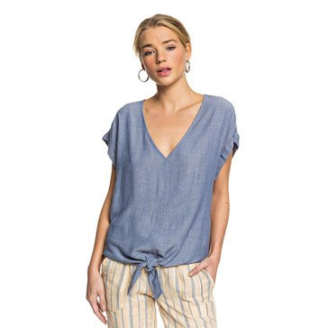 ROXY Women's Born To Try Top