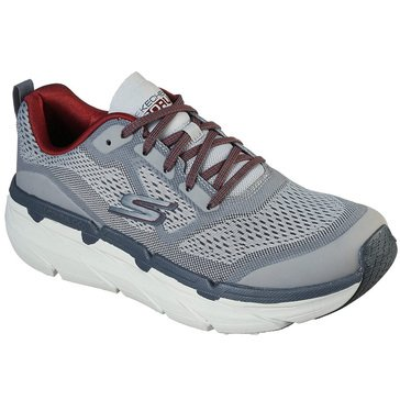 Skechers Fitness Men's Max Cushion Premier Vantage Running Shoe