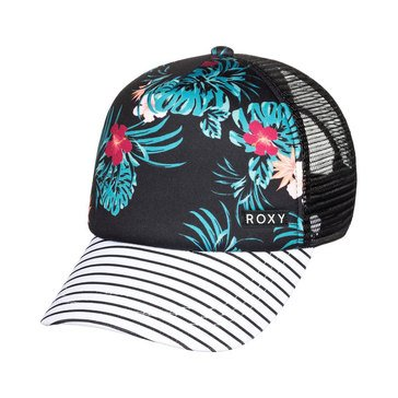ROXY Girls' Honey Coconut Trucker Hat