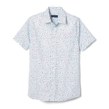 French Toast Baby Boys' Print Woven Shirt