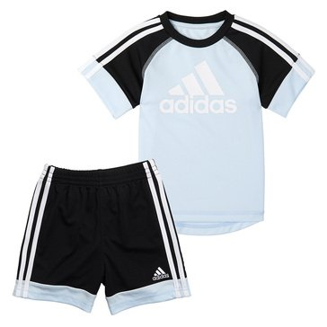 Adidas Baby Boys' Urban Shorts Set