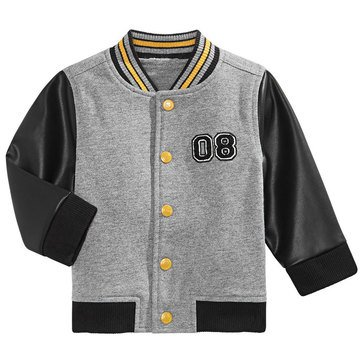 First Impressions Baby Boys' Bomber Jacket