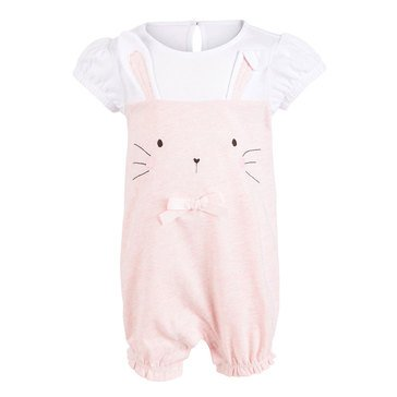 First Impressions Baby Girls' Bunny Sun Suit