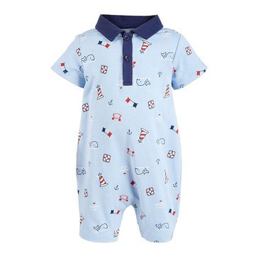 First Impressions Baby Boys' Nautical Scatter Sun
