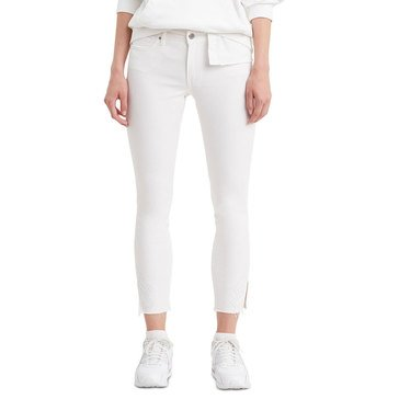 Levi's Women's 711 Studded Detail Skinny Ankle Jeans