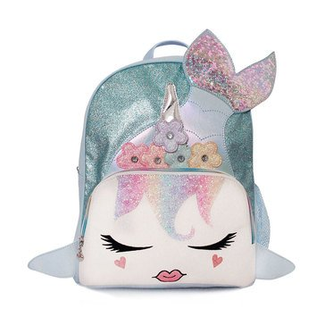 OMG Mermaid Gisel Large Backpack