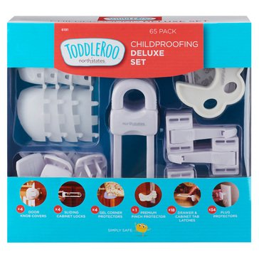 Toddleroo by North States® Childproofing Deluxe Kit