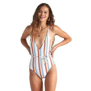 Billabong Women's Hidden Sun 1-Piece Swimsuit