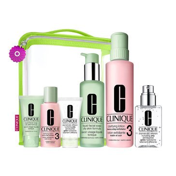 Clinique Great Skin Anti Pollution Set