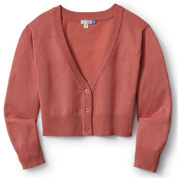 Yarn & Sea Women's Kate V-Neck Sweater Shrug