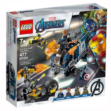 LEGO Super Heroes Avengers Truck Take-down (76143)