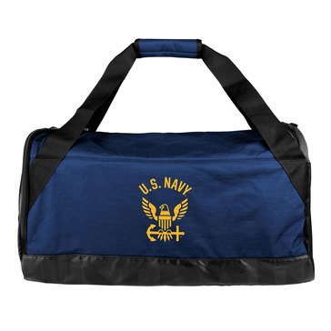 Nike U.S. Navy w/Eagle Brasillian Medium Duffel