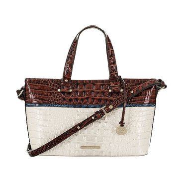 Brahmin Mini Asher Small Satchel Melbourne