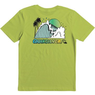 Quiksilver Little Boys' Strictly Roots Tee